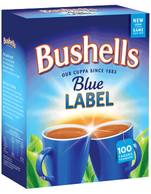 Bushells Blue Label