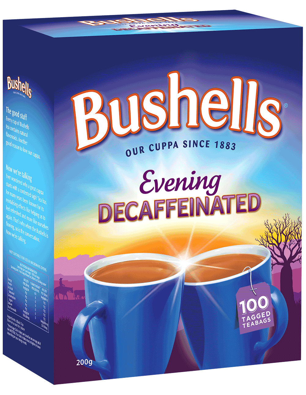 Bushells Evening Decaffeinated